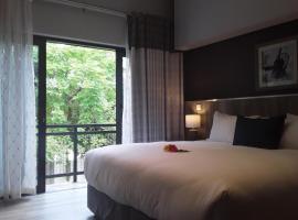 La Orchard Hotel,位于约翰内斯堡的酒店