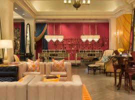 费城摩纳哥金普顿酒店,位于费城的酒店