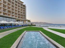 凯宾斯基,位于亚喀巴的酒店