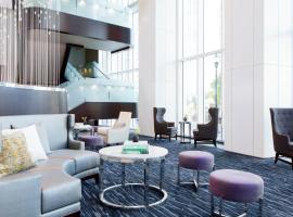 金普顿特里翁公园酒店,位于夏洛特的酒店