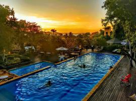 Hotel La Forêt & Beach Club,位于布希奥斯的酒店