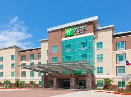 智选假日套房酒店,休斯顿SW - 医疗CTR区,位于休斯顿的酒店