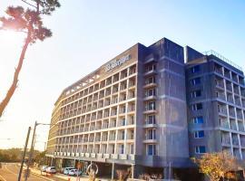 济州岛城山贝斯特酒店,位于西归浦市的酒店
