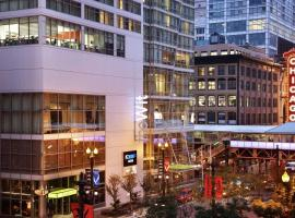 theWit Chicago by Suiteness,位于芝加哥的酒店