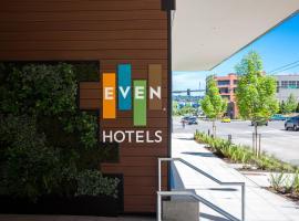 EVEN Hotel Seattle DTWN Lake Union, an IHG Hotel,位于西雅图的酒店