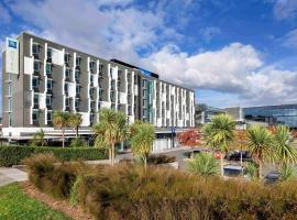 奥克兰机场宜必思快捷酒店,位于奥克兰的酒店