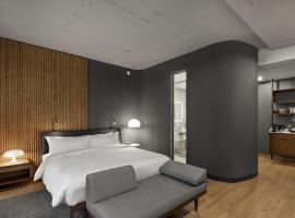 蒙特利尔日耳曼酒店,位于蒙特利尔的酒店