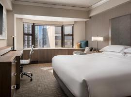 西雅图希尔顿酒店,位于西雅图的酒店