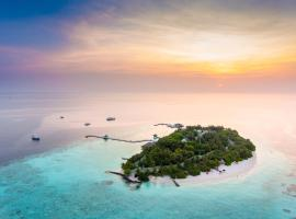 Eriyadu Island Resort,位于Reethi Rah的酒店