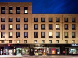 爱丁堡中心南桥 - 皇家大道宜必思酒店,位于爱丁堡的酒店