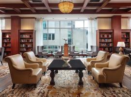 宾夕法尼亚希尔顿酒店,位于费城的酒店