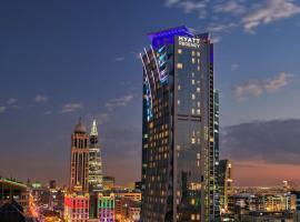 利雅德奥莱亚凯悦酒店,位于利雅德的酒店