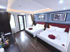Hanoi Elpis Grand Hotel,位于河内的酒店