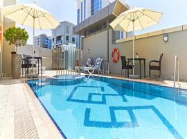 Rose Plaza Hotel Al Barsha,位于迪拜的酒店