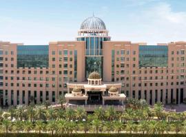 Fairmont Riyadh,位于利雅德的酒店