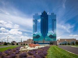 Seneca Niagara Resort & Casino,位于尼亚加拉瀑布的酒店