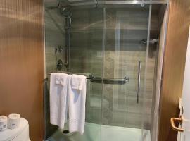 温哥华奥贝尔杰酒店,位于温哥华的酒店