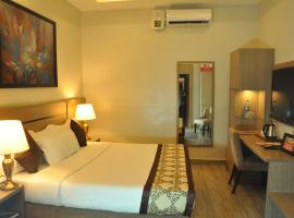 Moz One Executive Guest Rooms Agadez,位于阿布贾的酒店