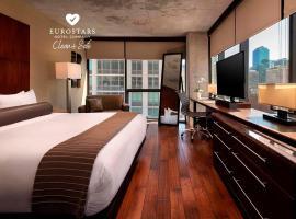 Eurostars Magnificent Mile,位于芝加哥的酒店