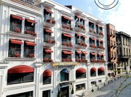多索多斯老城酒店,位于伊斯坦布尔的酒店
