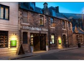 杜维爱丁堡酒店,位于爱丁堡的酒店