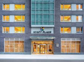 Hyatt Place New York City/Times Square,位于纽约的酒店