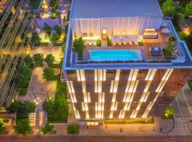 HALL Arts Hotel, Dallas, Curio Collection by Hilton,位于达拉斯的酒店