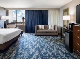 达拉斯-沃斯堡国际机场凯悦丽景湾酒店,位于达拉斯的酒店