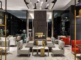 伊斯坦布尔费尔蒙夸萨酒店,位于伊斯坦布尔的酒店