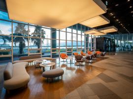 城山合作城市酒店,位于西归浦市的酒店