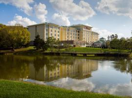 夏洛特机场希尔顿花园酒店,位于夏洛特的酒店