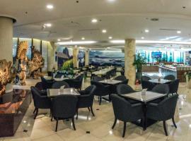 济州岛太平洋酒店,位于济州市的酒店
