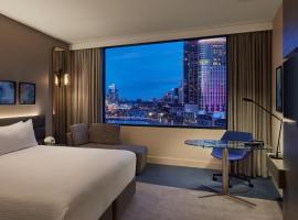 墨尔本皇冠假日酒店,位于墨尔本的酒店