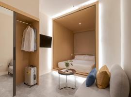 Harper Suite at Sutera Avenue,位于哥打京那巴鲁的酒店