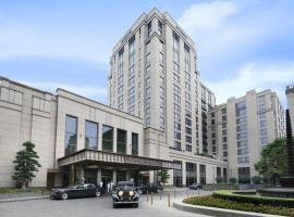 上海半岛酒店,位于上海的酒店