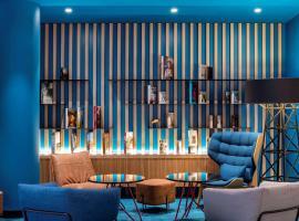 宜必思巴黎戴高乐机场酒店,位于鲁瓦西昂法兰西的酒店