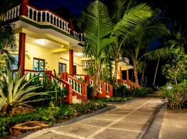 Agonda Palace Resort,位于阿贡达的酒店