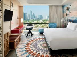 Hotel Indigo Dubai Downtown, an IHG Hotel,位于迪拜的酒店