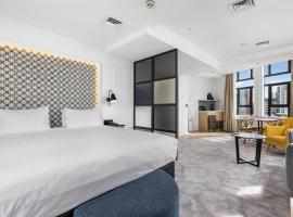 Airedale Boutique Suites,位于奥克兰的酒店