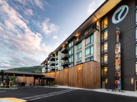 7 Cedars Hotel & Casino,位于塞奎姆的酒店