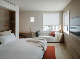 The Hotel Britomart,位于奥克兰的酒店