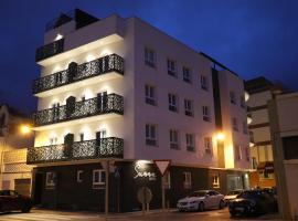 Hotel Sunna Benicassim,位于贝尼卡西姆的酒店