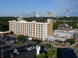 Holiday Inn Niagara Falls-Scenic Downtown, an IHG Hotel,位于尼亚加拉瀑布的酒店