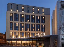 voco Edinburgh - Haymarket, an IHG Hotel,位于爱丁堡的酒店