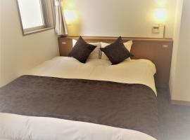 Hotel Plaisir Tachikawa,位于立川市立川站附近的酒店