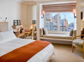 泰姬陵坎普顿广场酒店,位于旧金山的酒店