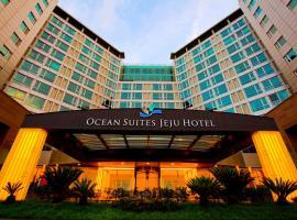 济州岛海洋套房酒店,位于济州市的酒店