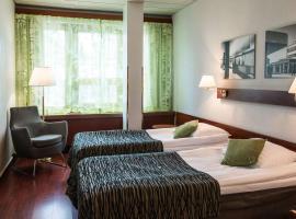 斯堪迪克极地酒店,位于罗瓦涅米的酒店