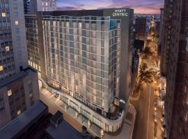 Hyatt Centric Center City Philadelphia,位于费城的酒店