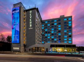 Reverb by Hard Rock Atlanta Downtown,位于亚特兰大的酒店
